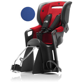 Britax Römer Jockey²Comfort Kindersitz rot/blau